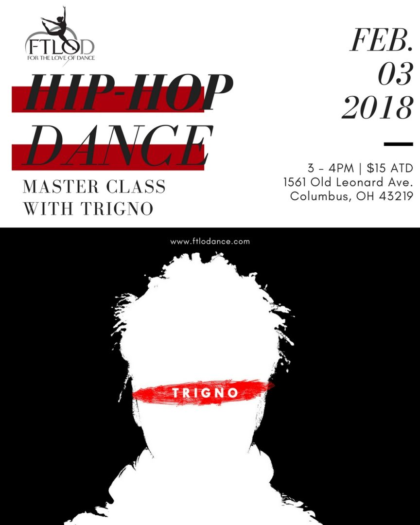 Trigno Dance Class Hip-Hop