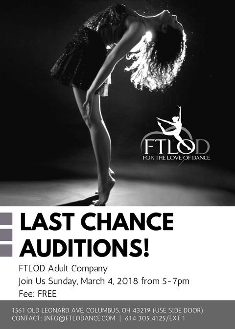 ftlod adult dance company
